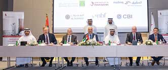 Emirates Development Bank and Abu Dhabi Exports Office Sign Agreement on Financial Services  to Boost UAE Exports